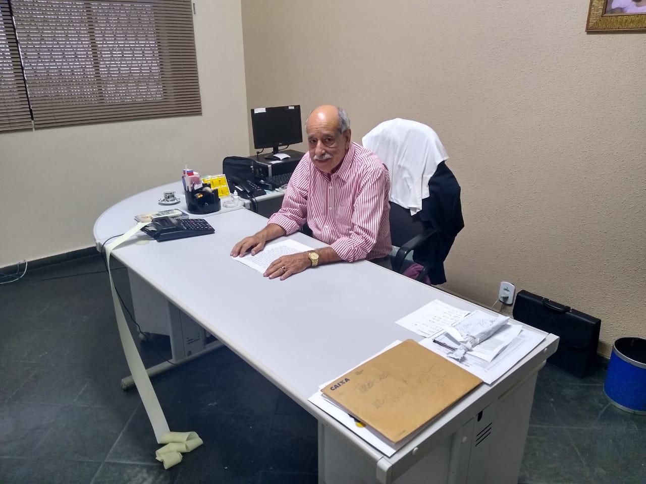 Roberto Othoniel da Fonseca AECG Rio